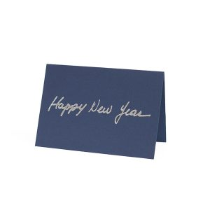 Happy New Year azul