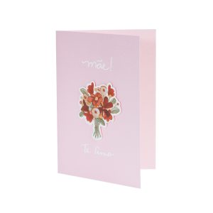 Mae Bouquet Rosa