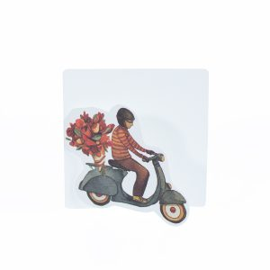 Menino bouquet