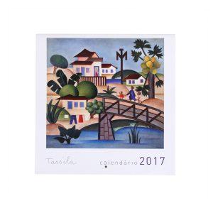 Calendario Tarsila capa